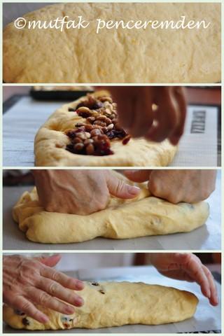 Stolle kekleri: yemek tarifi