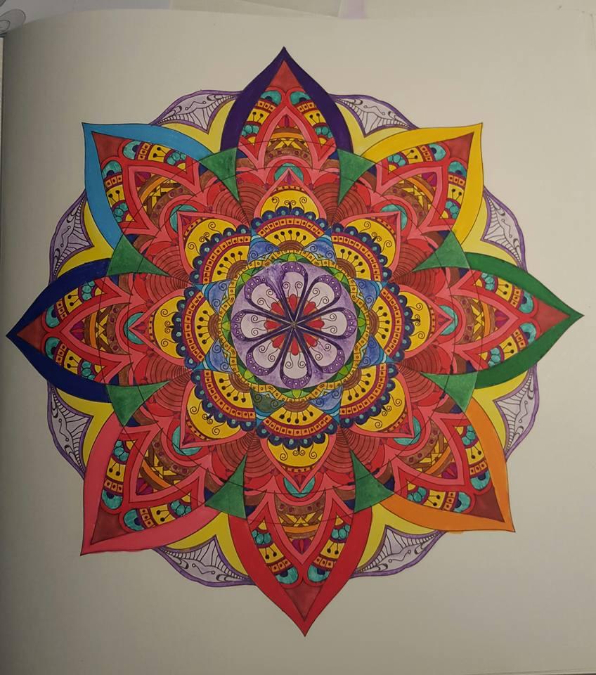 Mandala Sadece Bir çizme Boyama Işi Değildir Peki Ya Nedir